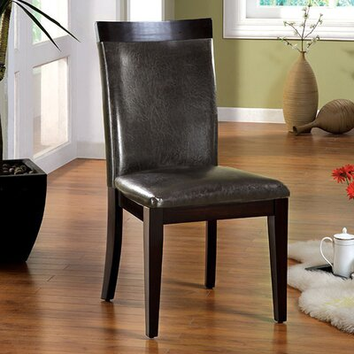 Rickia Solid Wood Dining Chair