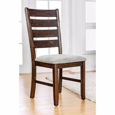 Lizi Transitional Solid Wood Dining Chair