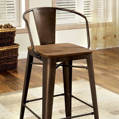Carlo Solid Wood Dining Chair