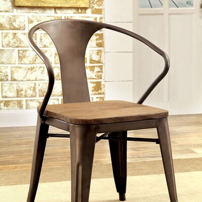 Carlo Industrial Dining Chair