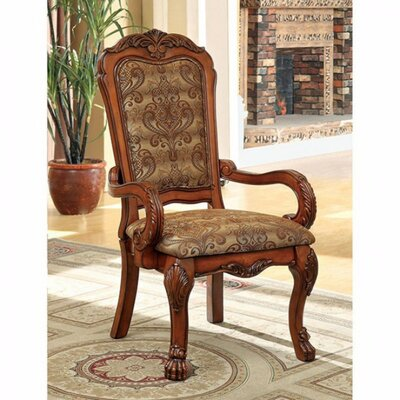 Bataan Sea Solid Wood Dining Chair Color: Antique Oak