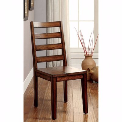 Levenson Contemporary Solid Wood Dining Chair
