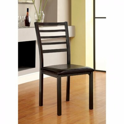 Conatser Transitional Solid Wood Dining Chair
