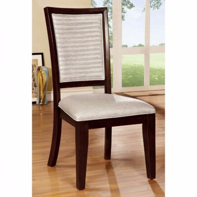 Ararinda Contemporary Solid Wood Dining Chair