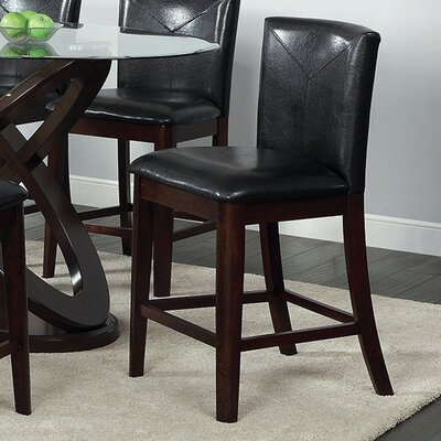 Tauny Contemporary Solid Wood Upholstered Dining Chair