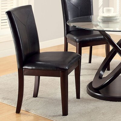 Tauny Contemporary Solid Wood Dining Chair