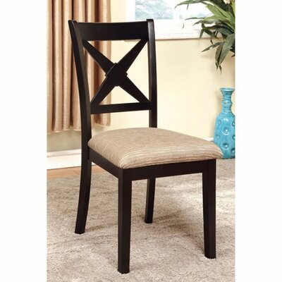 Bibi Transitional Solid Wood Dining Chair