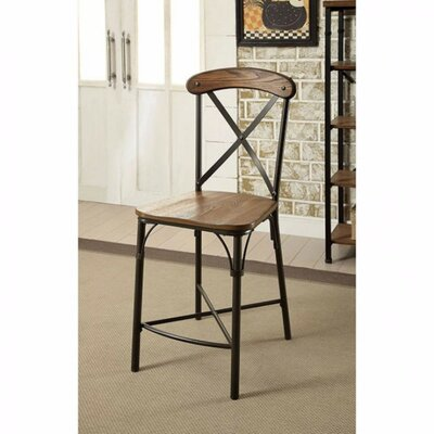 Zara Arched Back Solid Wood Dining Chair