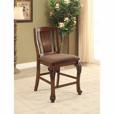Damiansville Traditional Counter Dining Chair