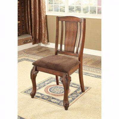 Damiansville Traditional Solid Wood Dining Chair