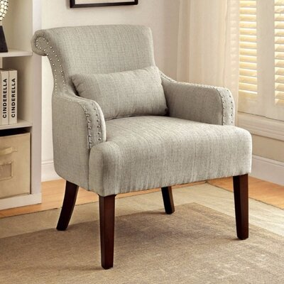 Donte Armchair Upholstery: Beige