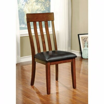 Soeren Transitional Solid Wood Dining Chair