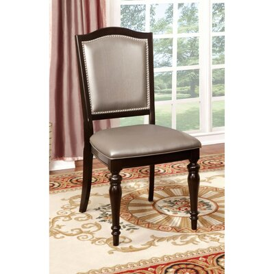 Arik Transitional Solid Wood Dining Chair
