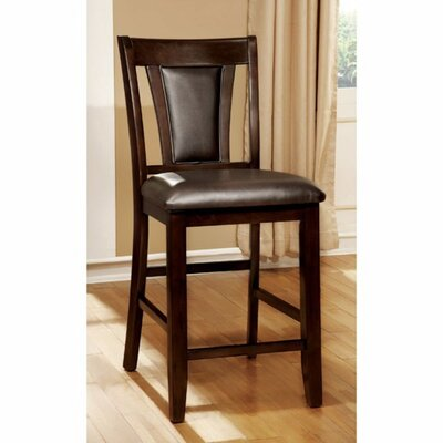 Johannes Contemporary Counter Height Upholstered Dining Chair