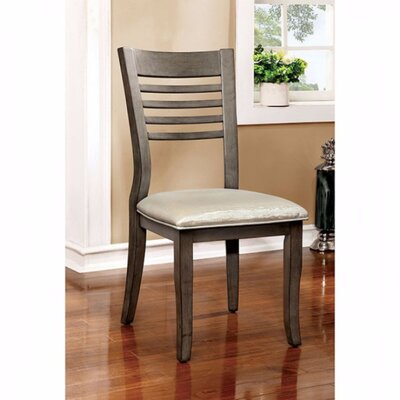 Afreena Solid Wood Dining Chair