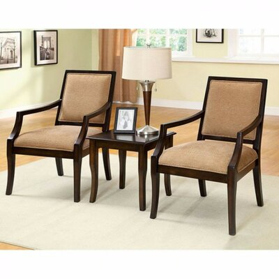 Aquilino Transitional 3-Piece Accent Set
