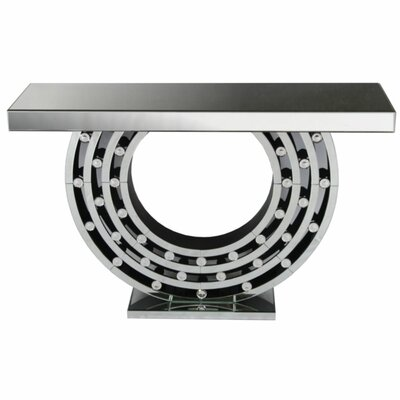 Raymo Fashionable Modern Wood Mirror Console Table ORNE7788 43943779