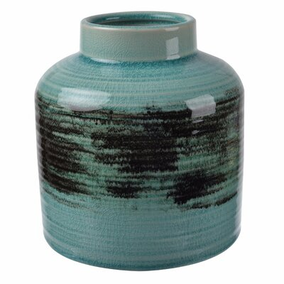 Cespedes Distressed Table Vase