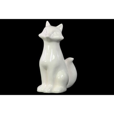 Alexander Small Obedient Sitting Fox Figurine AGTG5456 43615903