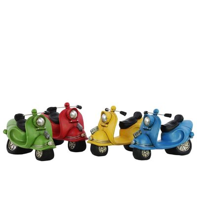 Pratham Resin 1962 Vespa 150 Model Car STSS6836 43618244