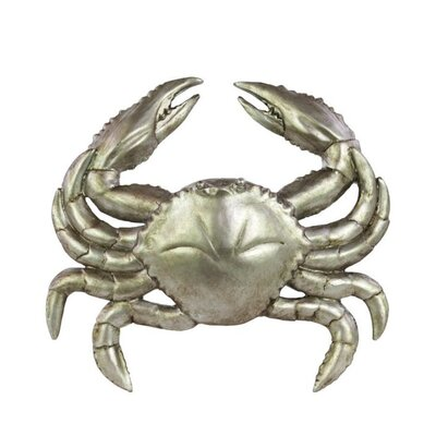 McArthur Resin Crab Figurine BKWT4042 43616253
