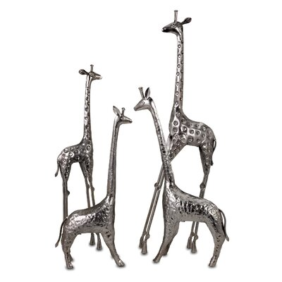 Shelley Giraffe Herd Figurine Set BLMK4392 44292369