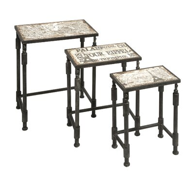 Bessie 3 Piece Nesting Tables