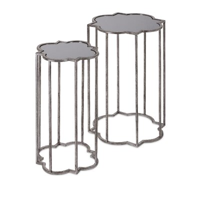 Broadmoor 2 Piece End Table Set