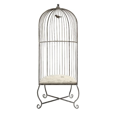 Nicolle Fashionable Birdcage Balloon Chair