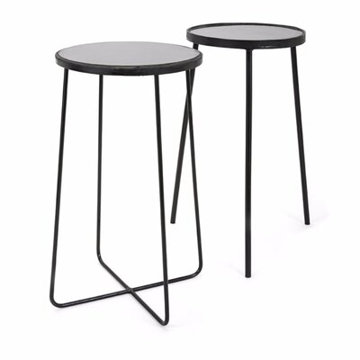 Genesee 2 Piece Nesting Tables