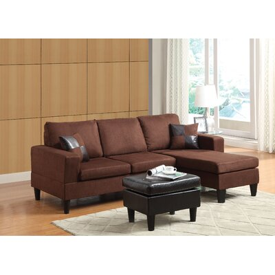 Reddy Sectional with Ottoman