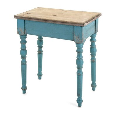 Agnes Wooden End Table
