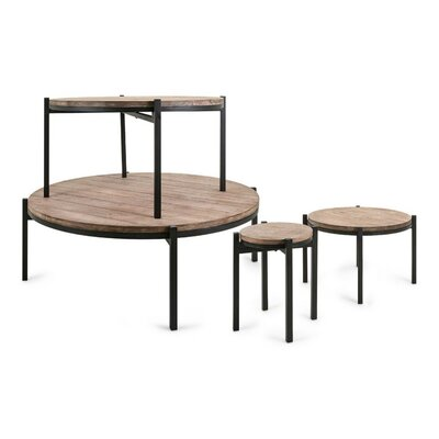 Silvia 4 Piece Nesting Tables