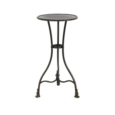 Delyth Round End Table