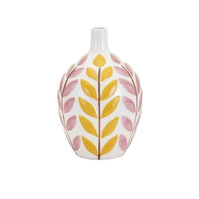 Moyers Table Vase Size: 11.25