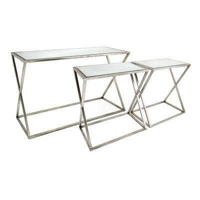 Riggio 3 Piece Nesting Tables