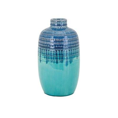 Moyle Ceramic Table Vase Size: 10