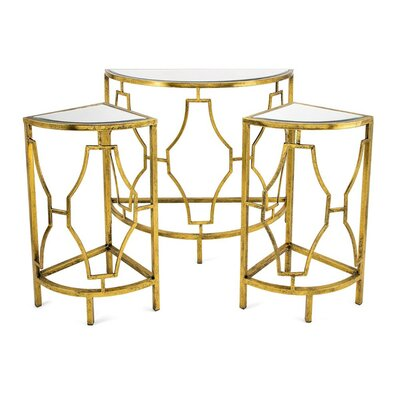 Kynlee 3 Piece Nesting Tables