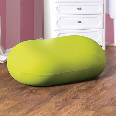 Bean Bag Chair Upholstery: Green