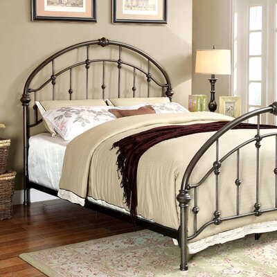Crafton Panel Bed Size: California King