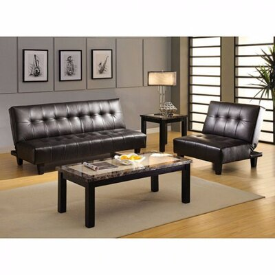 Rappaport Leather Sofa