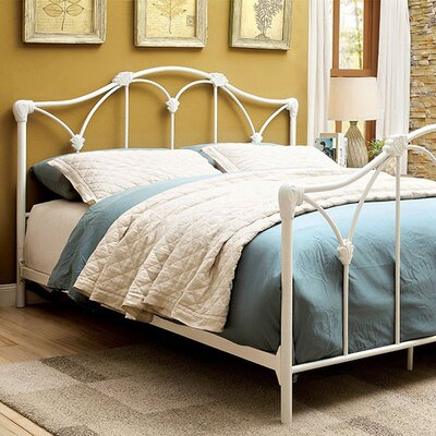 Pamula Panel Bed Size: California King