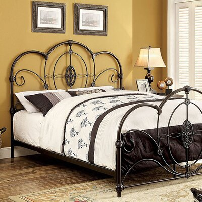 Craine Panel Bed Size: Eastern King