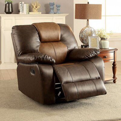 Jaosinho Manual Swivel Glider Recliner