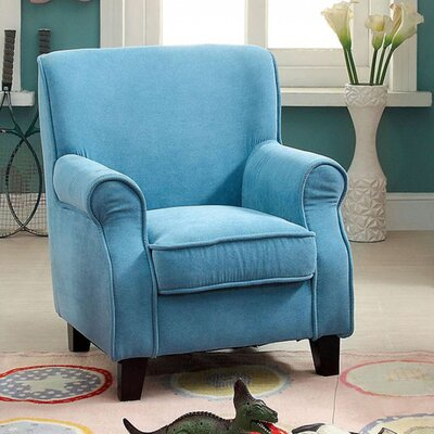 Septfontaines Armchair Upholstery: Blue