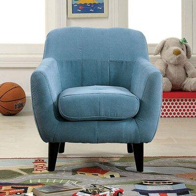 Hesperia Armchair Upholstery: Blue