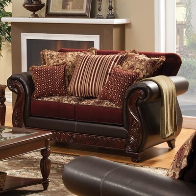Aziz Regal Loveseat