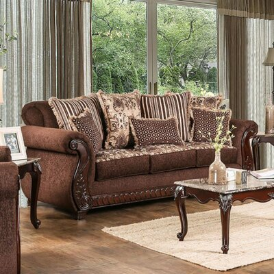 Cowen Sofa Upholstery: Brown