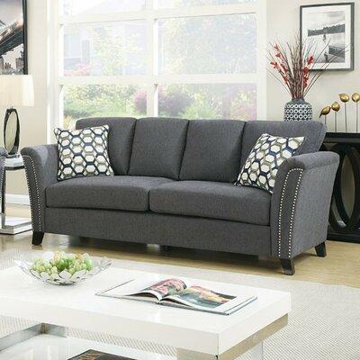 Arambulo Sofa Upholstery: Gray