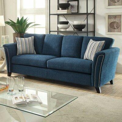 Arambulo Sofa Upholstery: Dark Teal